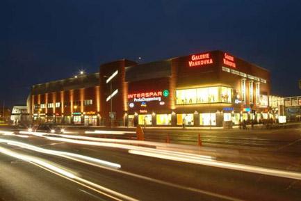Vaňkovka Brno Nákupní centra a1561e5d517