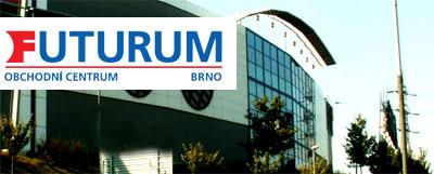 Nákupní centrum Futurum Brno